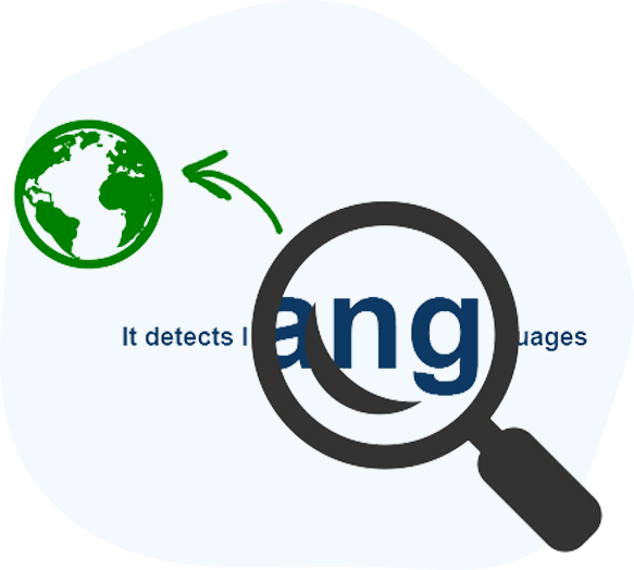 Language detection